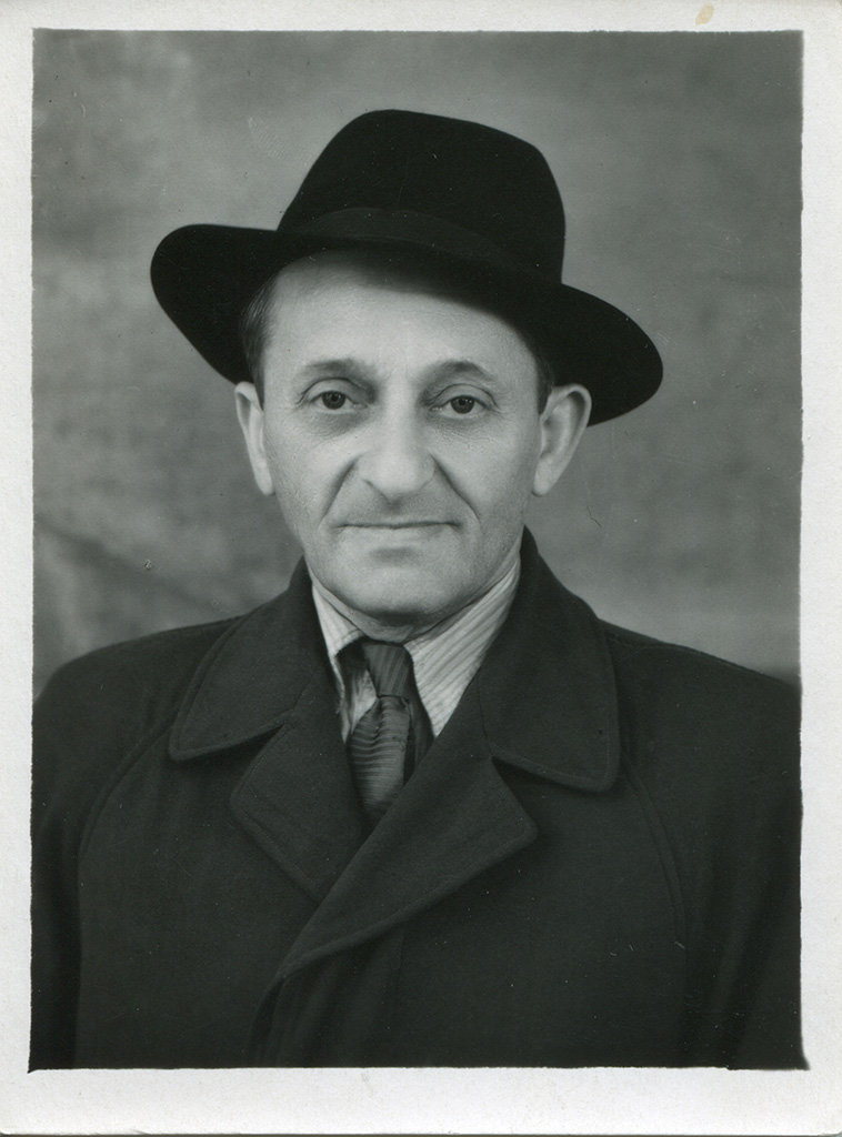 Берг Бронислав Адамович (Bronislaw Witold Zalcberg) в возрасте ~55 лет